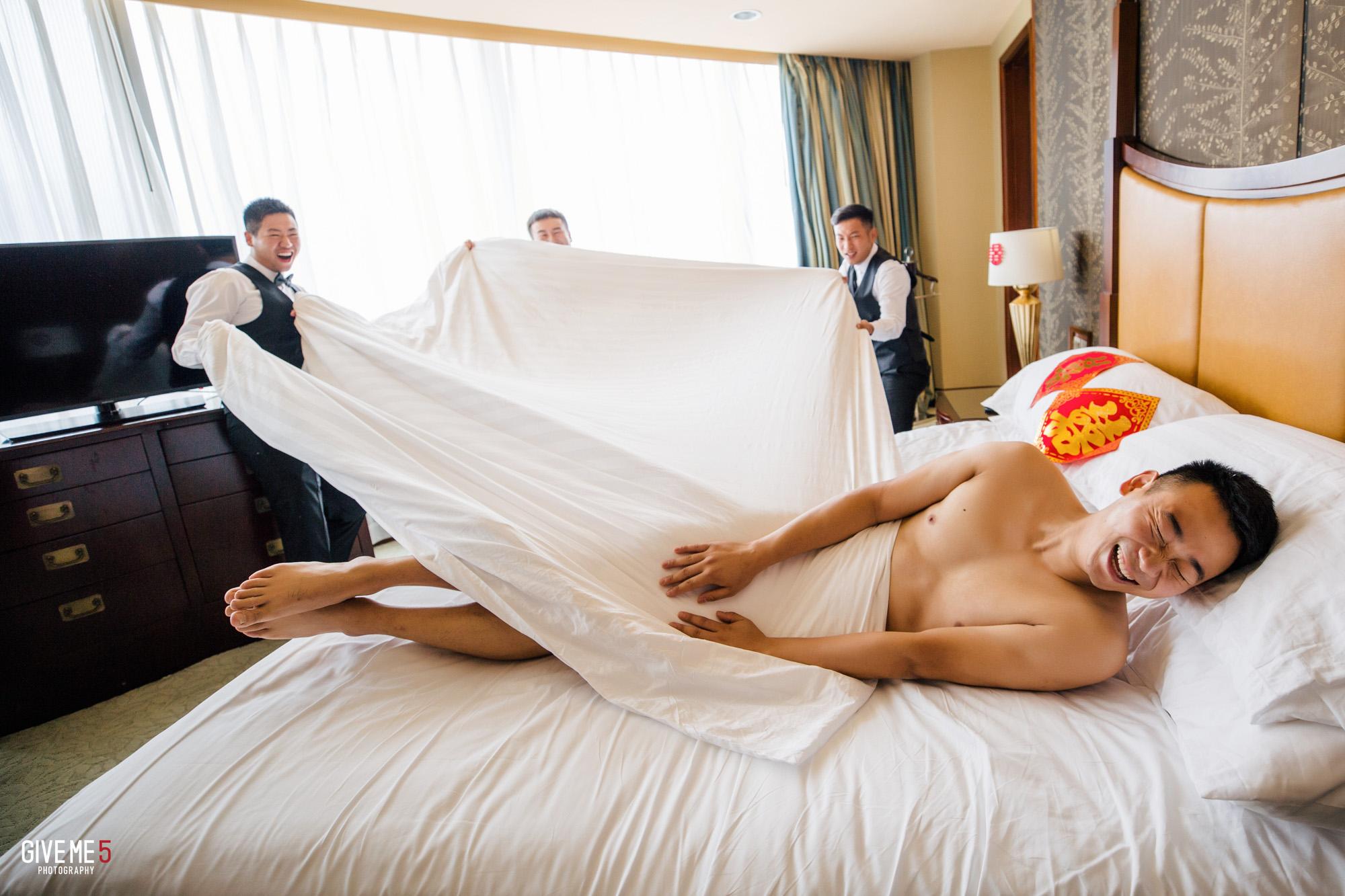 Yankee Chen x Yangfei Zhou 2018.09.22 Wedding@Wenzhou