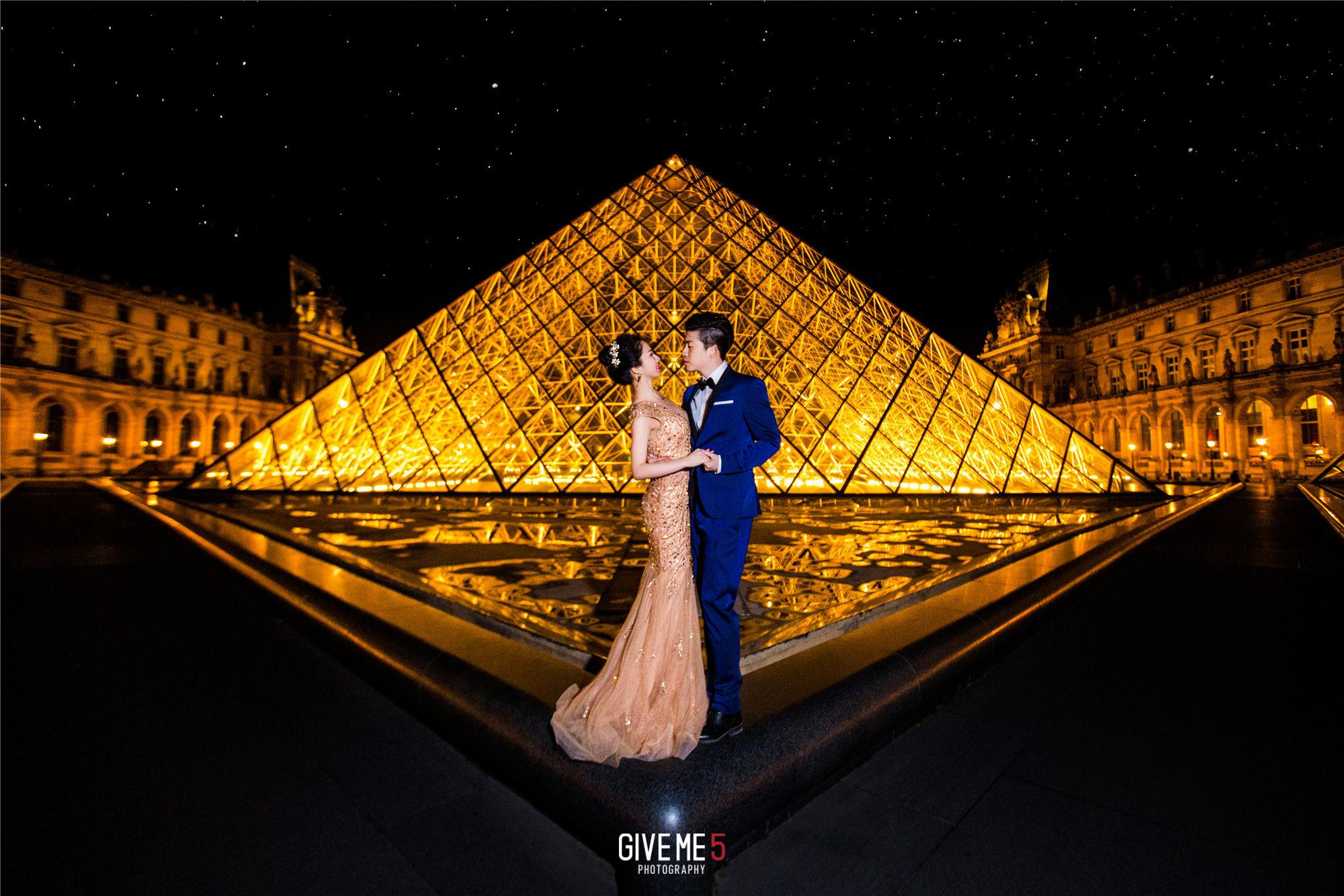 婚纱摄影集锦