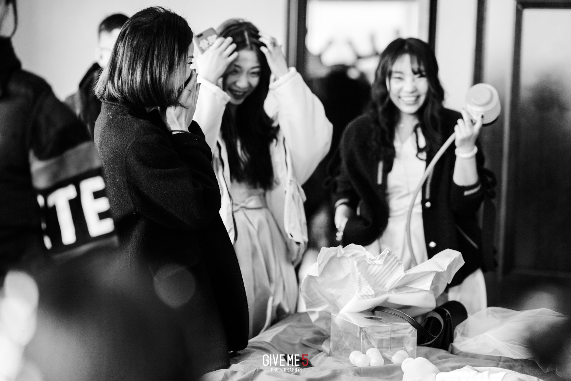 FeiFei x Milk 2019.01.25 Wedding@Wenzhou